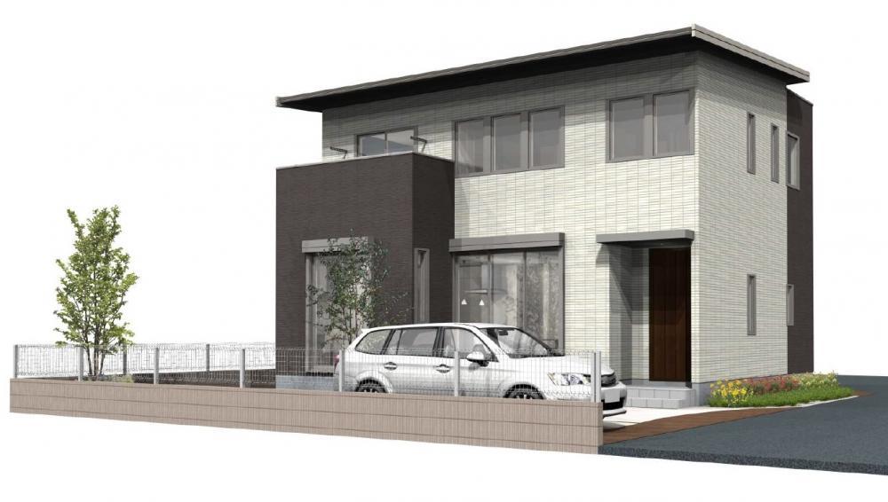 栃木ミサワホーム建物プラン例