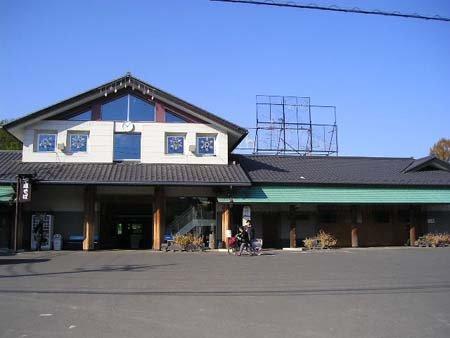 真岡鐡道茂木駅
