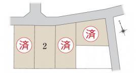 宅地 ヒルズガーデン田寺 兵庫県姫路市田寺8丁目 山陽本線姫路駅 1,636万円
