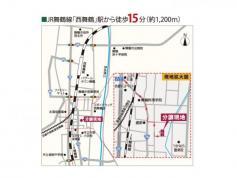建売住宅 M'sガーデン公文名 京都府舞鶴市字公文名 JR舞鶴線西舞鶴駅