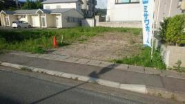 宅地 エムズコート松波 山形県山形市松波3丁目 JR奥羽本線山形駅 1,800万円